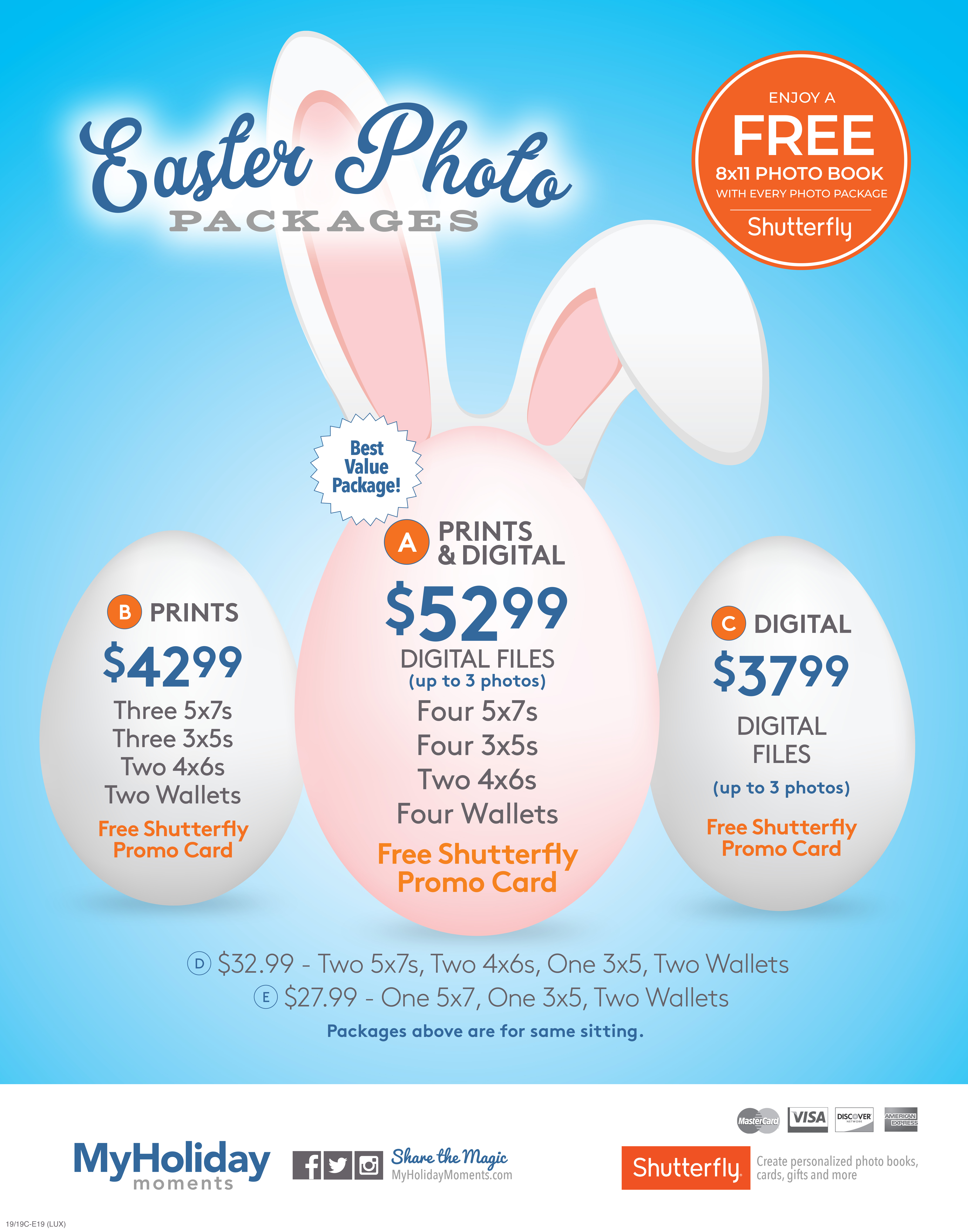 Easter Bunny Prices